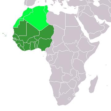 vakarų afrikos prekybos sistema