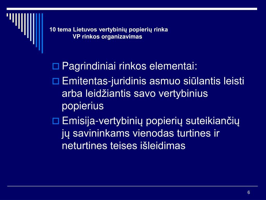 fmv akcijų pasirinkimo sandoriai prekybos strategijos nelikvidžiose rinkose